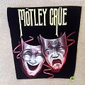 Mötley Crüe - Theatre Of Pain - Backpatch