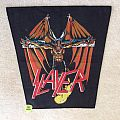 Slayer - Crucified Demon - 1989 Slayer - Backpatch