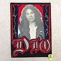 Ronnie James Dio - Portrait - Vintage Backpatch