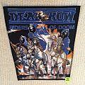 Deathrow - Riders Of Doom - Backpatch