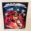 Gamma Ray - Master Of Confusion - Backpatch