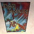 Iron Maiden - Flight Of Icarus - Vintage Backpatch