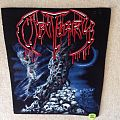 Obituary - Cause Of Death - Backatch Patch