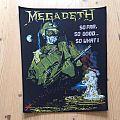 megadeth - So far so good ... so what BP Patch