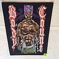 Body Count - Copkiller - 1993  Rhyme Syndicate Productions - Razamataz - Backpatch