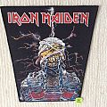 Iron Maiden - Powerslave - Vintage Back Patch