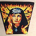 King Diamond - Fatal Portrait - Vintage Backpatch