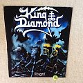 King Diamond - Abigail - Backpatch