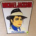 Michael Jackson - Moonwalker - Vintage Backpatch