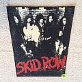 Skid Row -  Band Picture - Vintage Backpatch