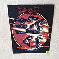 Judas Priest - Firepower - Black Border - Backpatch