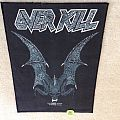 Overkill - Demon Bat - 1993 Nice Man - Razamataz - Backpatch