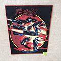 Judas Priest - Firepower - Red Border - Backpatch
