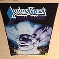 Judas Priest - Ram It Down - Blue Version - Vintage Backpatch