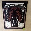 In Solitude - Heavy Metal - Backpatch