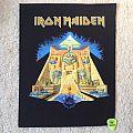 Iron Maiden - Powerslave - 2011 Iron Maiden Holdings Ltd. - Back Patch