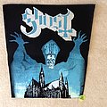 Ghost - Opus Eponymous - Backpatch