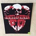 Evildead - Logo - Backpatch