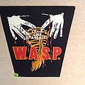 W.A.S.P. - F**k Like A Beast - Vinage Backpatch