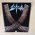 Sodom - M-16 - Backpatch