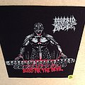 Morbid Angel -'Bleed For The Devil - Backpatch