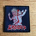 Exodus - Patch - Exodus Bonded by Blood Patch