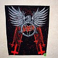 Slayer - Patch - Slayer - Eagle With Crosses - Backpatch
