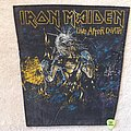 Iron Maiden - Patch - Iron Maiden - Live After Death - Vintage Backpatch