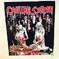 Cannibal Corpse - Patch - Cannibal Corpse - Butchered At Birthday - Backpatch