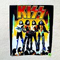 Kiss - Love Gun - Backpatch