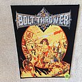 Bolt Thrower - Warmaster - Woven Backpatch