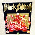 Black Sabbath - Patch - Black Sabbath - Sabbath Bloody Sabbath - Backpatch