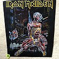 Iron Maiden - Patch - Iron Maiden - Somewhere In Time - Backpatch