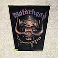 Motörhead - Patch - Motörhead - Snaggle Tooth - Copper Version - Backpatch