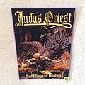 Judas Priest - Sad Wings Of Destiny - Woven Backpatch
