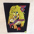 Twisted Sister - Dee Snider 6 - Vintage Backpatch
