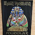 Iron Maiden - Patch - Iron Maiden Powerslave woven Backpatch