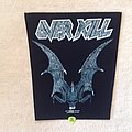 Overkill - Patch - Overkill - Chaly Bat-Dragon - 1993 Nice Man Razamataz - Backpatch