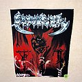 Sepultura - Patch - Sepultura - Morbid Visions - Backpatch