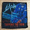 Sodom - Patch - Sodom Tapping the vein 1993 EMP Patch