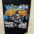 Sodom - Patch - Sodom - Persecution Mania - vintage backpatch