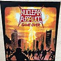 Nuclear Assault - Patch - Nuclear Assault - Game Over - Backpatch