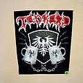 Tankard - Patch - Tankard - Two Tankards - Backpatch