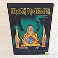 Iron Maiden - Patch - Iron Maiden - Seventh Son Of A Seventh Son - The Clairvoyant - 1988 Iron Maiden...