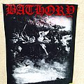 Bathory - Patch - Bathory - Blood Fire Death - Backpatch