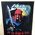 Sodom - Patch - Sodom - In The Sign Of Evil - Backpatch