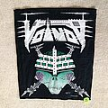 Voivod - Patch - Voivod - Too Scared To Scream - Away 87 / Siraprint - Backpatch