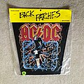 AC/DC - Patch - AC/DC - Blow Uo Your Video - 1989 AC/DC Brockum - Backpatch - Sealed