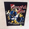 Mercyful Fate - Don't Break The Oath - Black Border - Backpatch