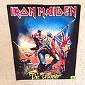 Iron Maiden - The Trooper - Backpatch